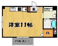 momohouse小松201