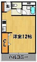 アザレア77(306号室1R)