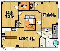 オロヒルズ上新庄(201号室オーナーズルーム)