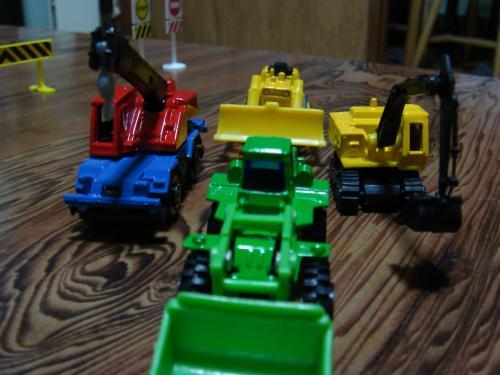 建設ミニカー