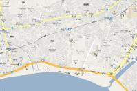 鎌倉散策地図2