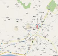 鎌倉散策地図3