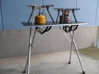 シングルバーナー用マルチテーブル6