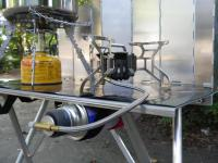 シングルバーナー用マルチテーブル10