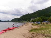 琵琶湖キャンプ6