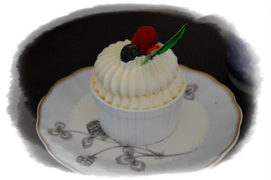 おまけのケーキ