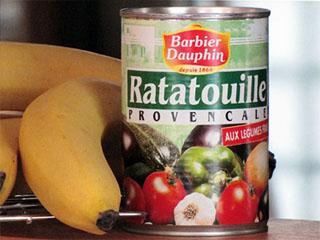 ラタトゥイユの缶詰