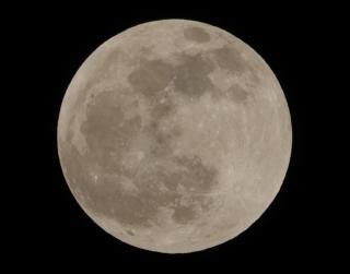 満月は出ているか!?