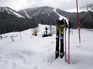 野沢温泉スキー場とマイスキー