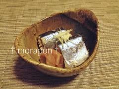 141003 秋刀魚の梅煮