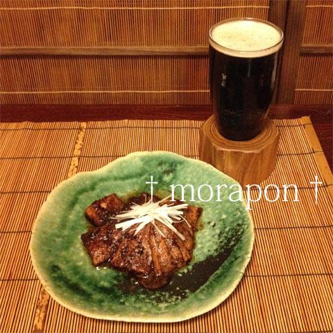 140926 秋刀魚の肝焼き-1