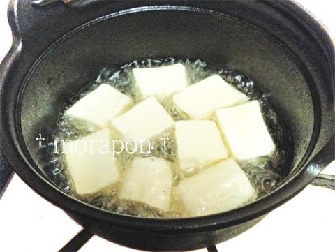 141108 キャベツと厚揚げの甘味噌炒め-2
