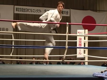 蹴武型 江東テコンドークラブ