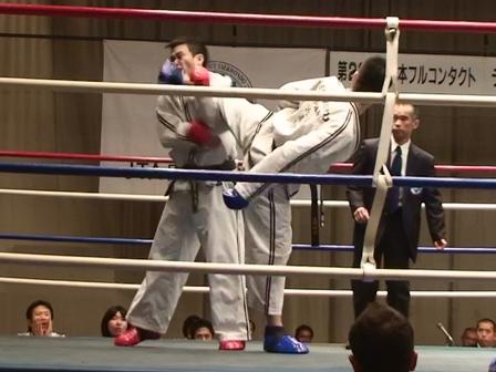組手 東京港テコンドークラブ