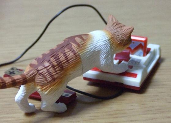 猫リセット