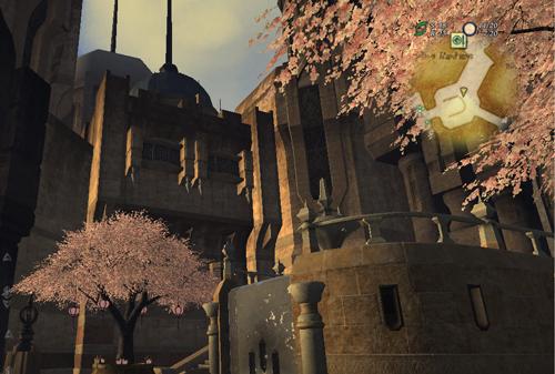 FF14の桜