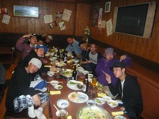 10月25日大阪鍋 (2)