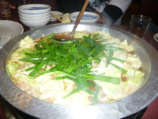 10月25日大阪鍋 (1)