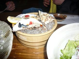 11月26日牡蠣