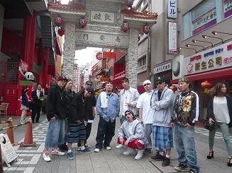 5月13日神戸中華街