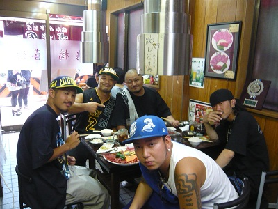 8月12日大阪鶴橋