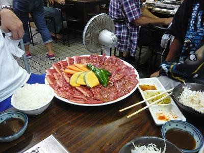 8月12日大阪肉 (1)