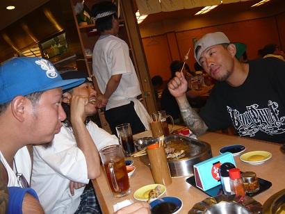 8月18日福井焼き鳥
