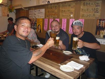 9月15日横浜乾杯)