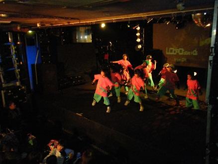 11月3日カリラブダンス