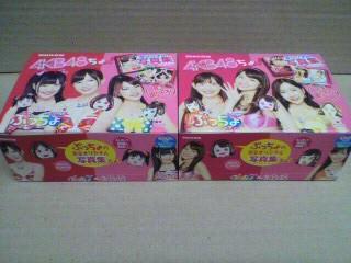 UHA味覚糖 ぷっちょワールド AKB48写真集