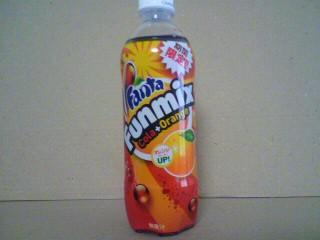 日本コカ・コーラ「ファンタ ファン ミックス」