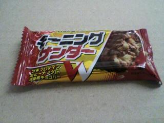 有楽製菓「モーニングサンダー」