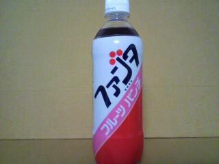 日本コカ・コーラ「ファンタ フルーツパンチ」