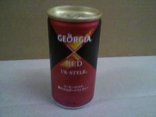 コカ・コーラ「ジョージアクロス UK-STYLE(ユーケースタイル)」