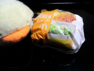 マクドナルド「ビッグチキン」