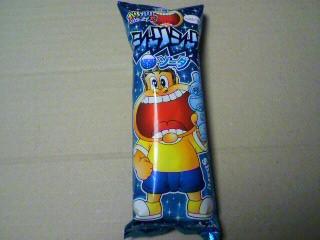 赤城乳業「シャリシャリ君 ソーダ」