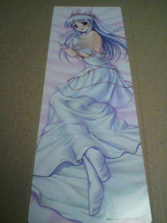 「穢翼のユースティア」コレット&ラヴィリア どちらを選ぶのですか抱き枕カバー