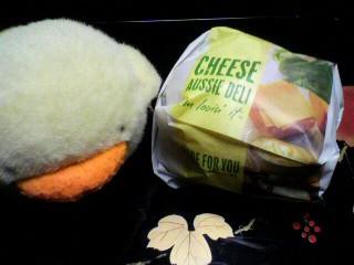 マクドナルド「チーズオージーデリ」