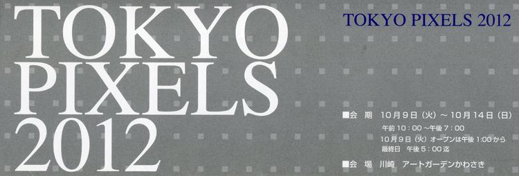 TOKYO PIXELS 2012001
