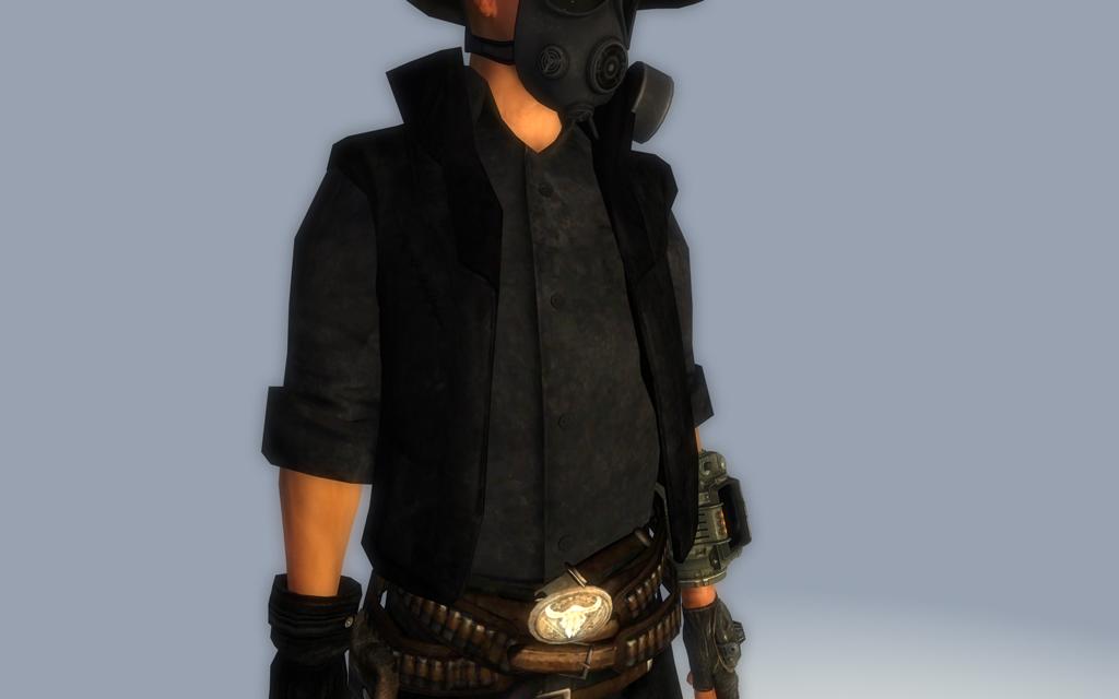 fallout new vegas gunslinger outfit mod