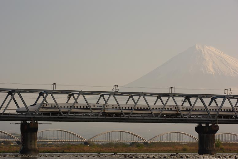 富士・新幹線
