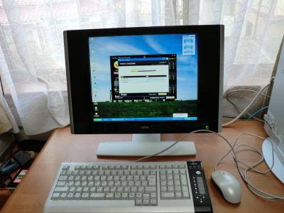 パソコン復旧・2