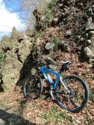 石森山トレイル・13