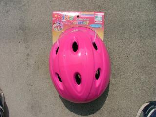 カビパラ2号専用ヘルメット