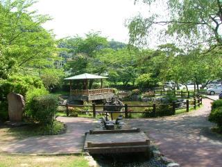 松ヶ岡公園駐車場