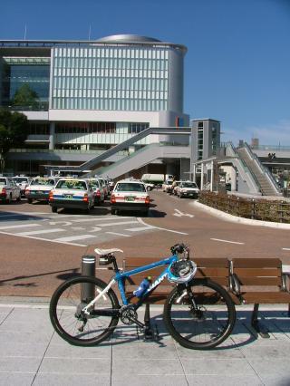 JRいわき駅前広場・2