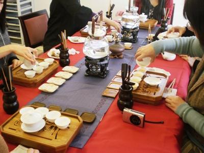 台湾茶講座 第5期
