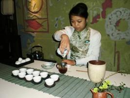 12期茶芸師ツアー 茶館