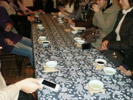 12期茶芸師ツアー 会所1