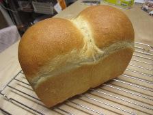 食パン 完成